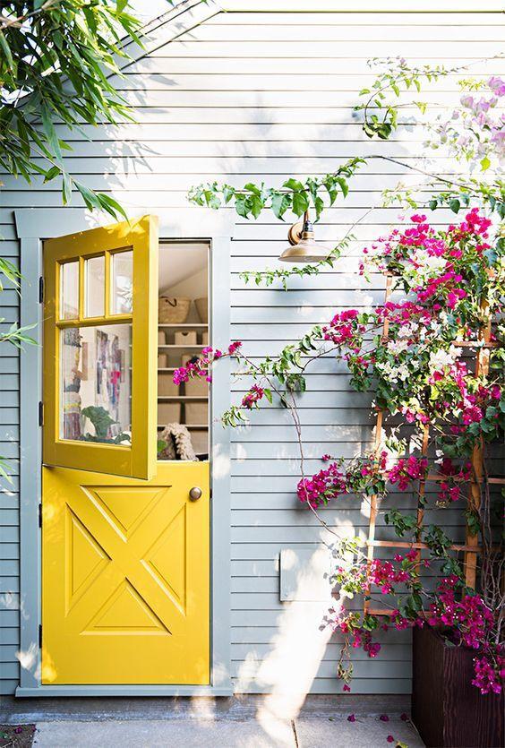 Inspirations: Open the door