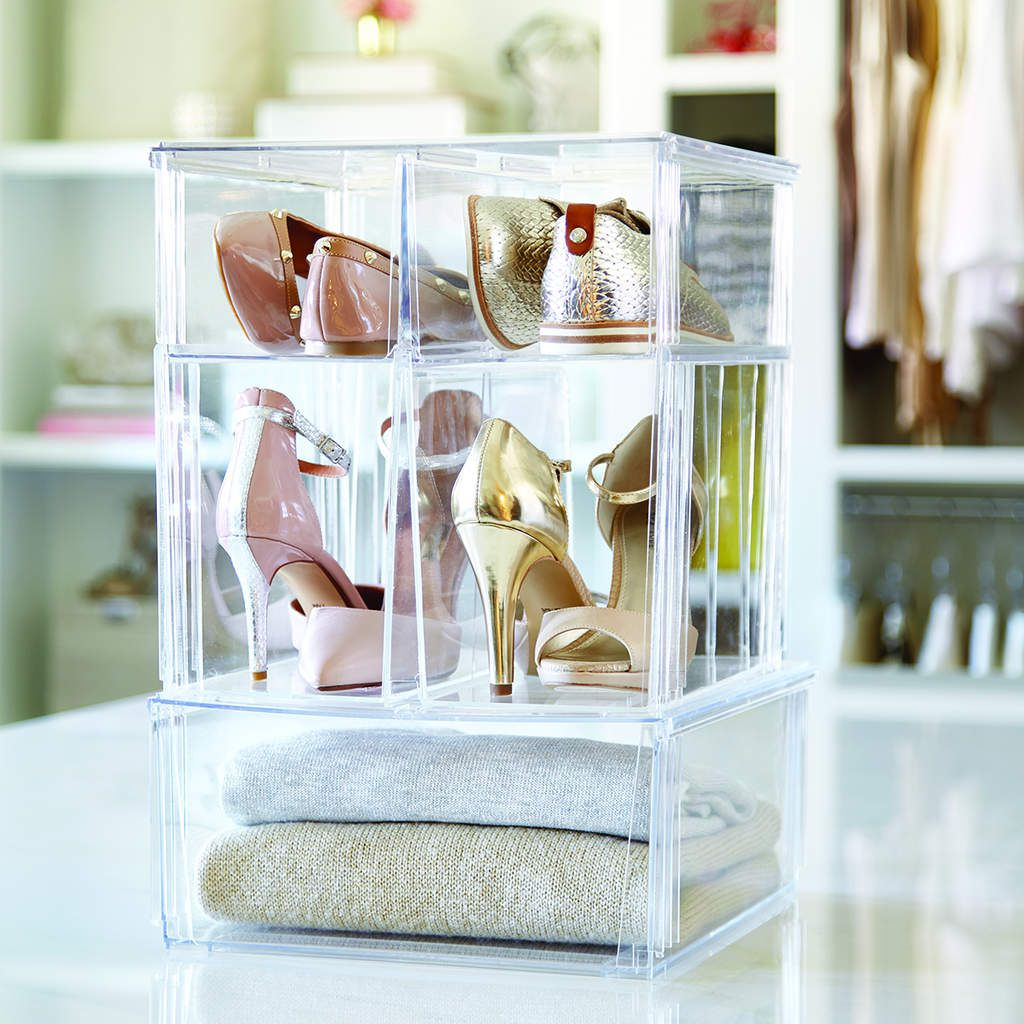 Rangement chaussure - The container Store - 25 euros