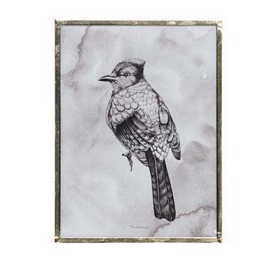 Cadre Oiseau - Bloomingville - Inspirations - 65 euros