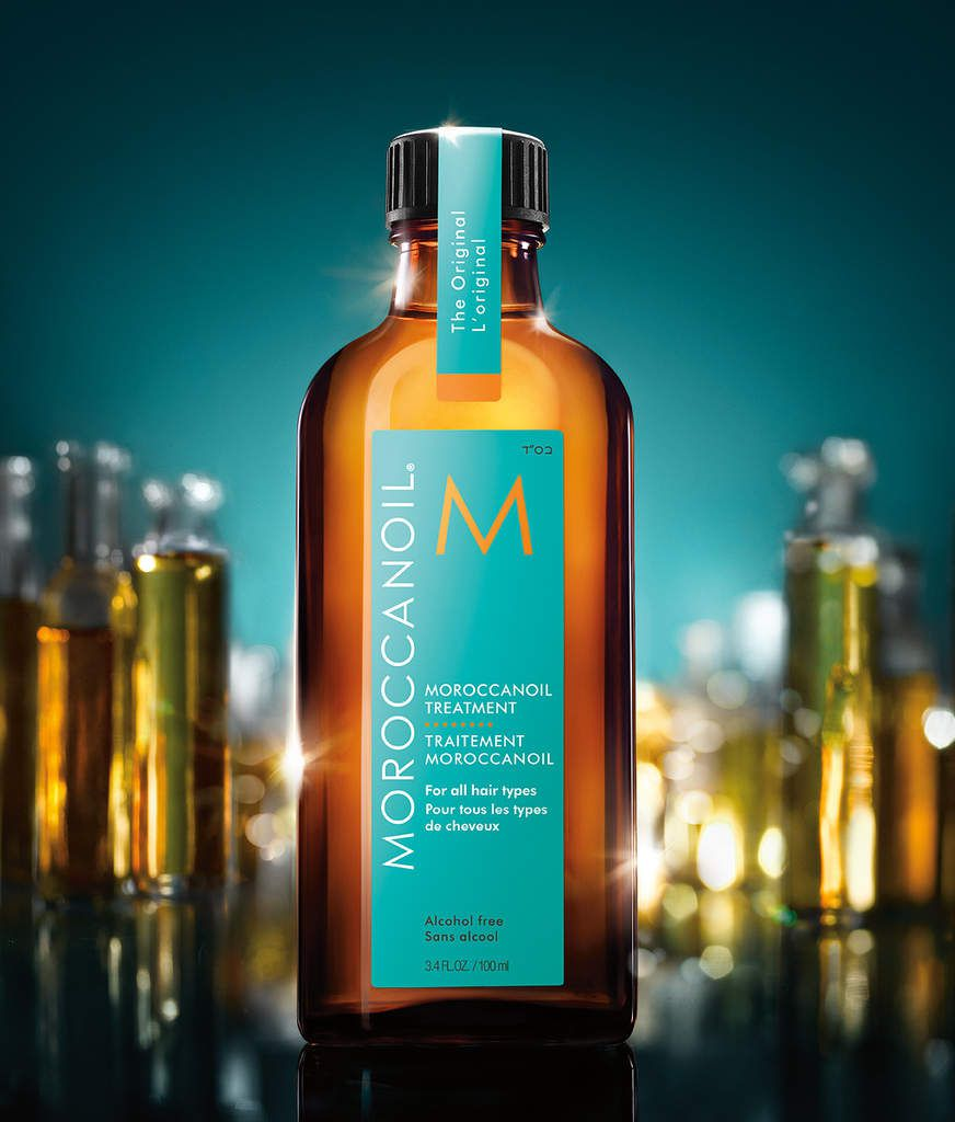 Photos: Moroccanoil