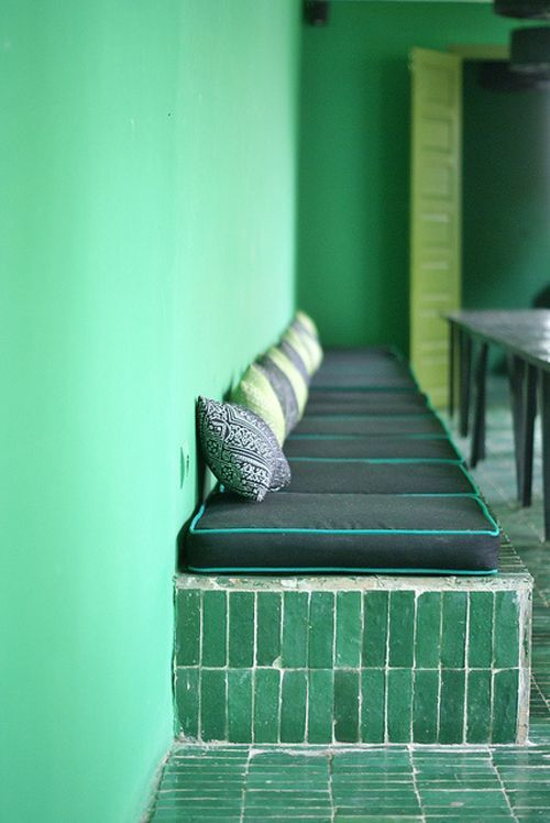 Inspirations: La vie en Vert