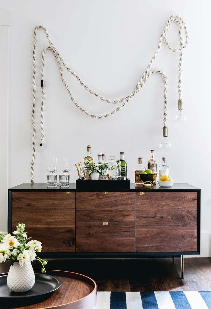 Photos: Aubrie Pick / Interior Design: Banner Day Consulting  - Via Rue Mag