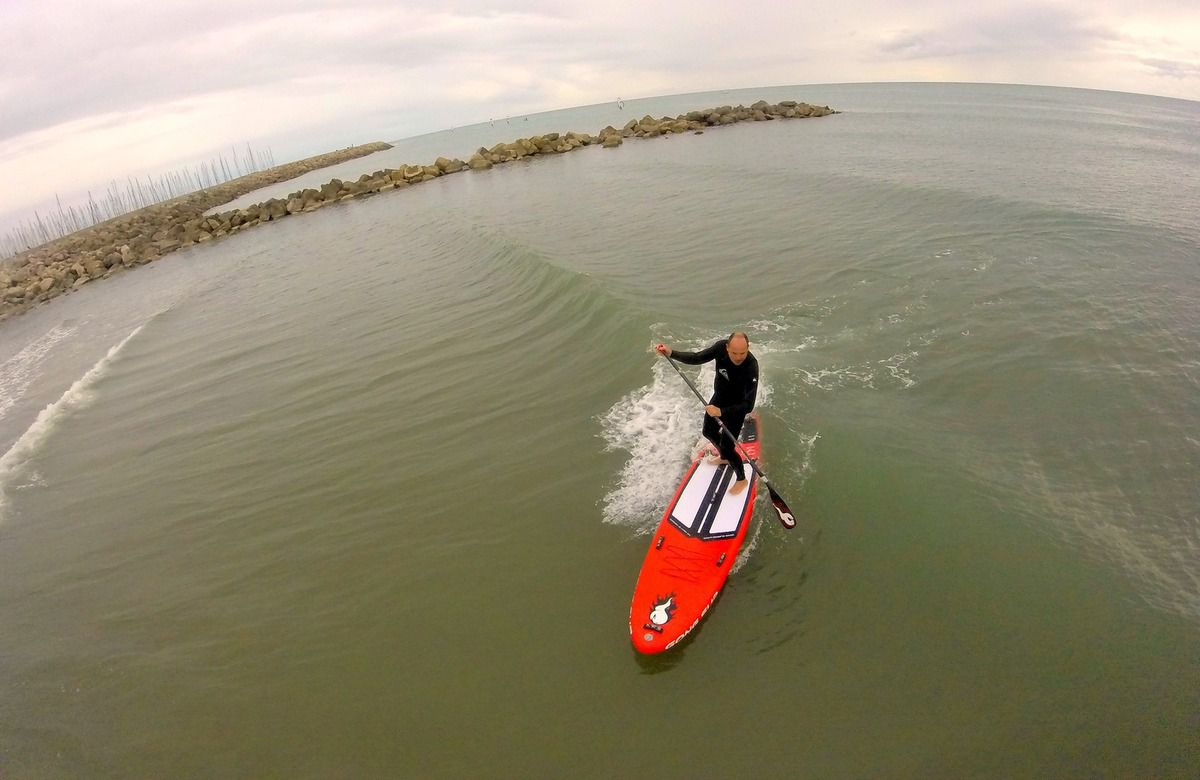 AVRIL....SUP SESSIONS ET MINIS TRIPS