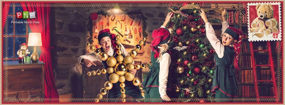 Père Noël Portable