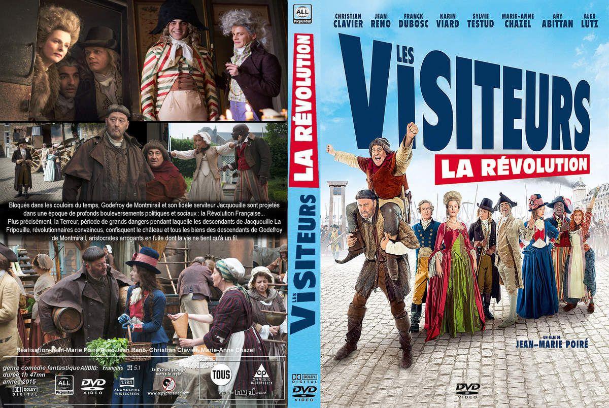 Les visiteurs 3 - La révolution