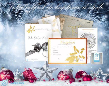 Gagnez votre Coffret Noël Etoilé