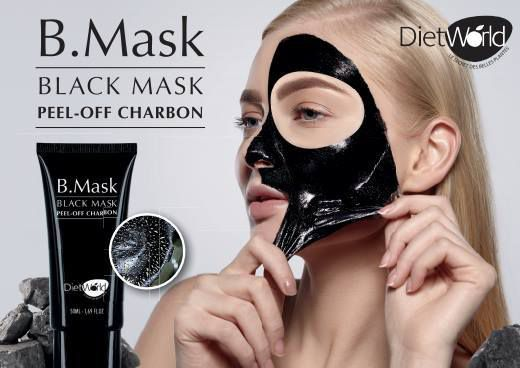 B.Mask - Peel-Off Charbon - Diet World