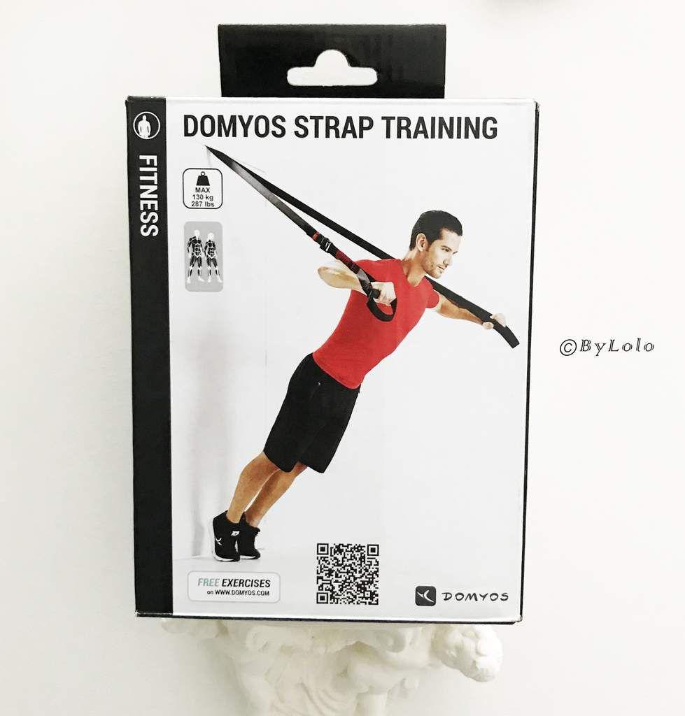 Domyos Strap Training Lolo Leblog