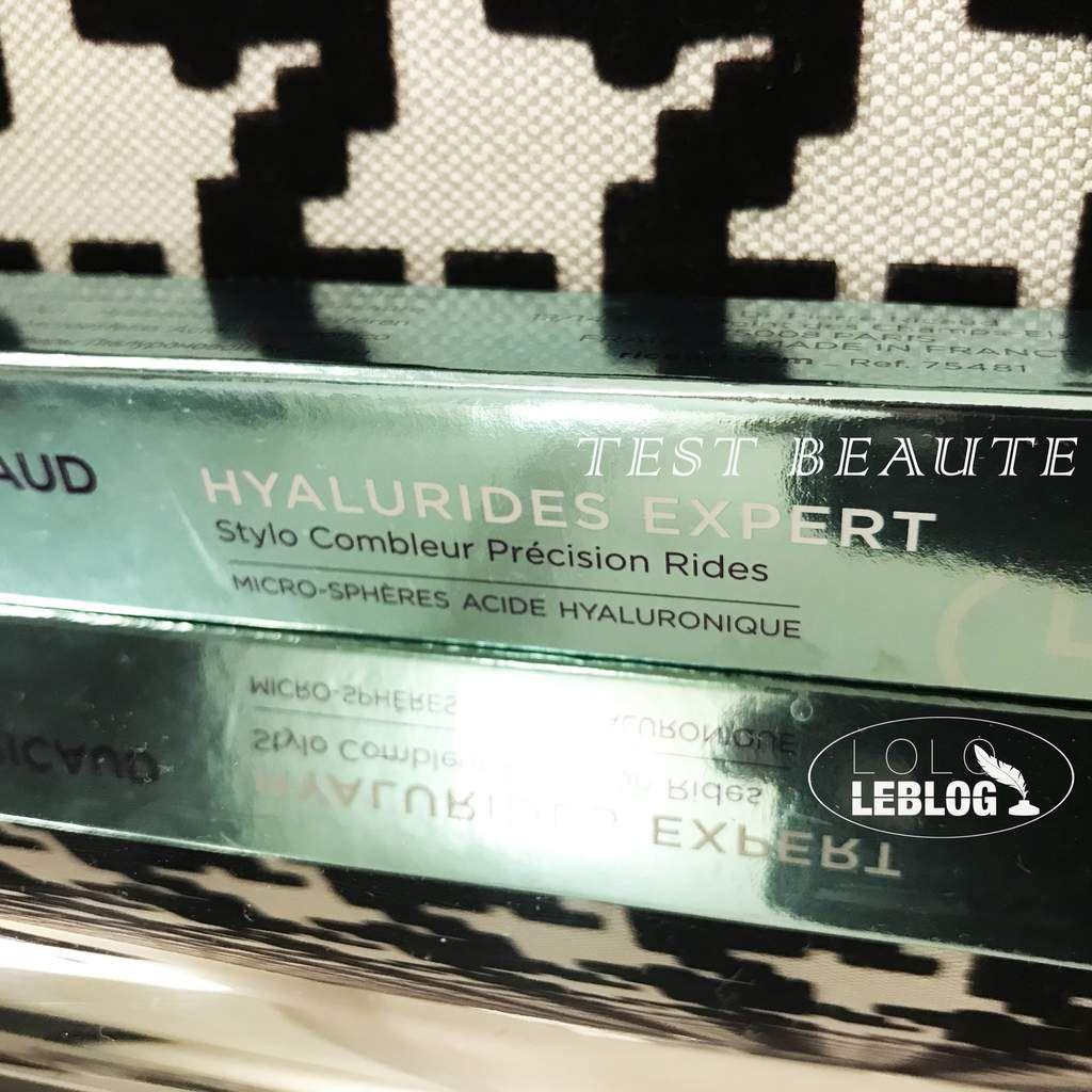 hyalurides expert stylo combleur precision rides