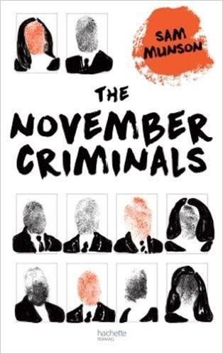 The november Criminals de Sam mumson