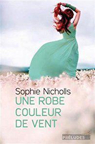 Une robe couleur de vent de Sophie Nicholls