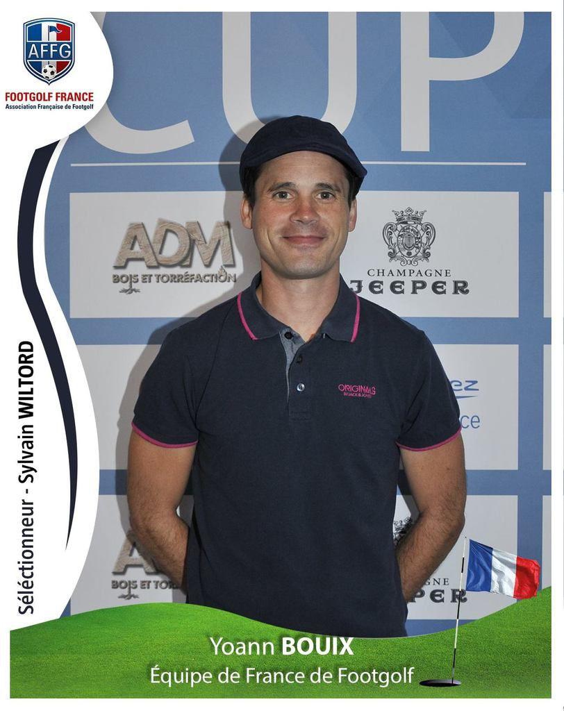 Yoann Bouix - 13e au général et vainqueur sur l'étape Rennaise
