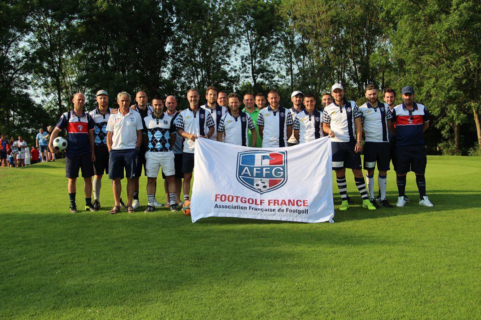 La Team France lors de la Capital Cup en Hollande en Juin dernier.