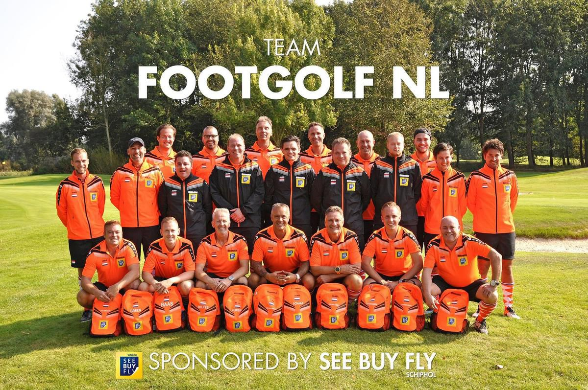 Team FootGolf NL