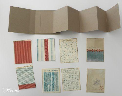 préparer vos papiers intérieurs et couvertures