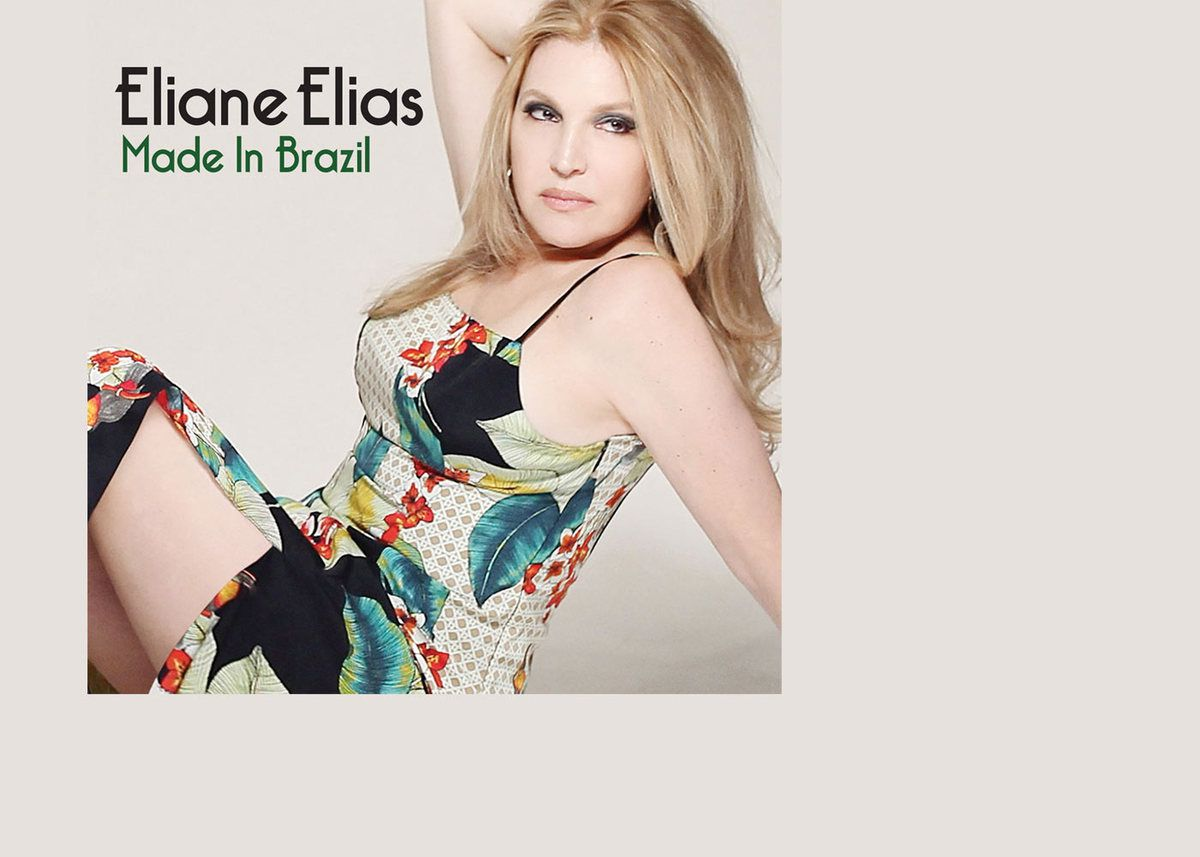 Eliane Elias vs Laurence Allison : Les sirènes de Rio