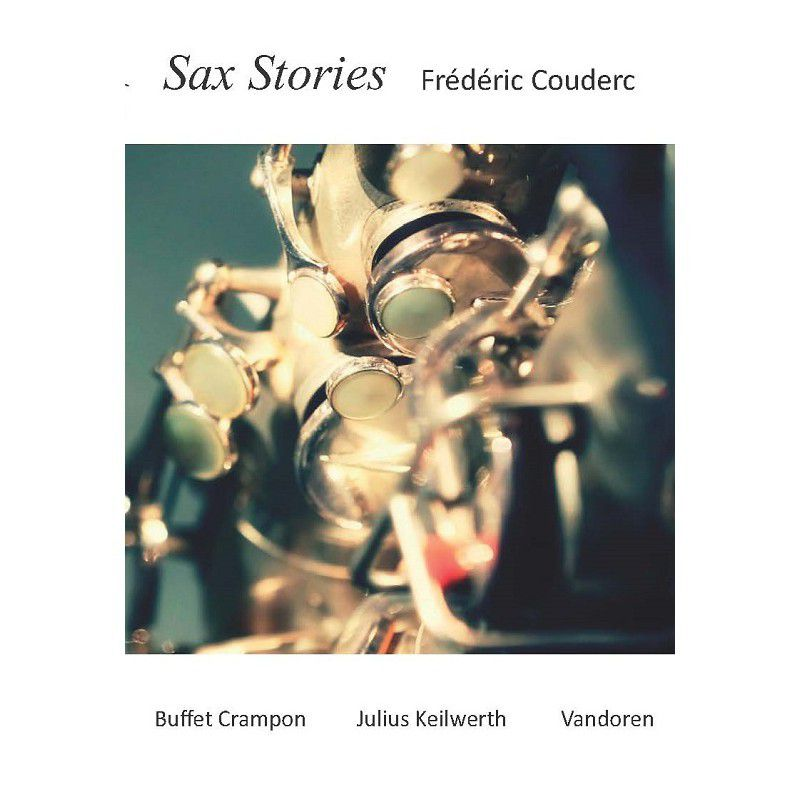 FREDERIC COUDERC : Sax Stories