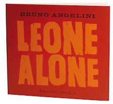 Bruno Angelini  piano solo : &quot&#x3B;LEONE ALONE&quot&#x3B;
