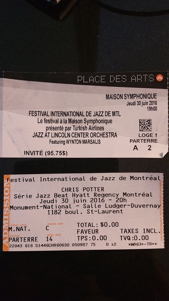 Festival International de jazz à Montreal ( 2/4)
