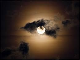 Lune d'étoiles