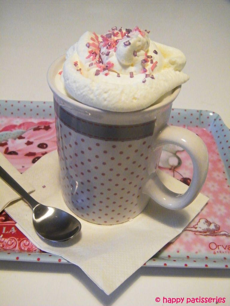 Mug Cake Au Gingembre