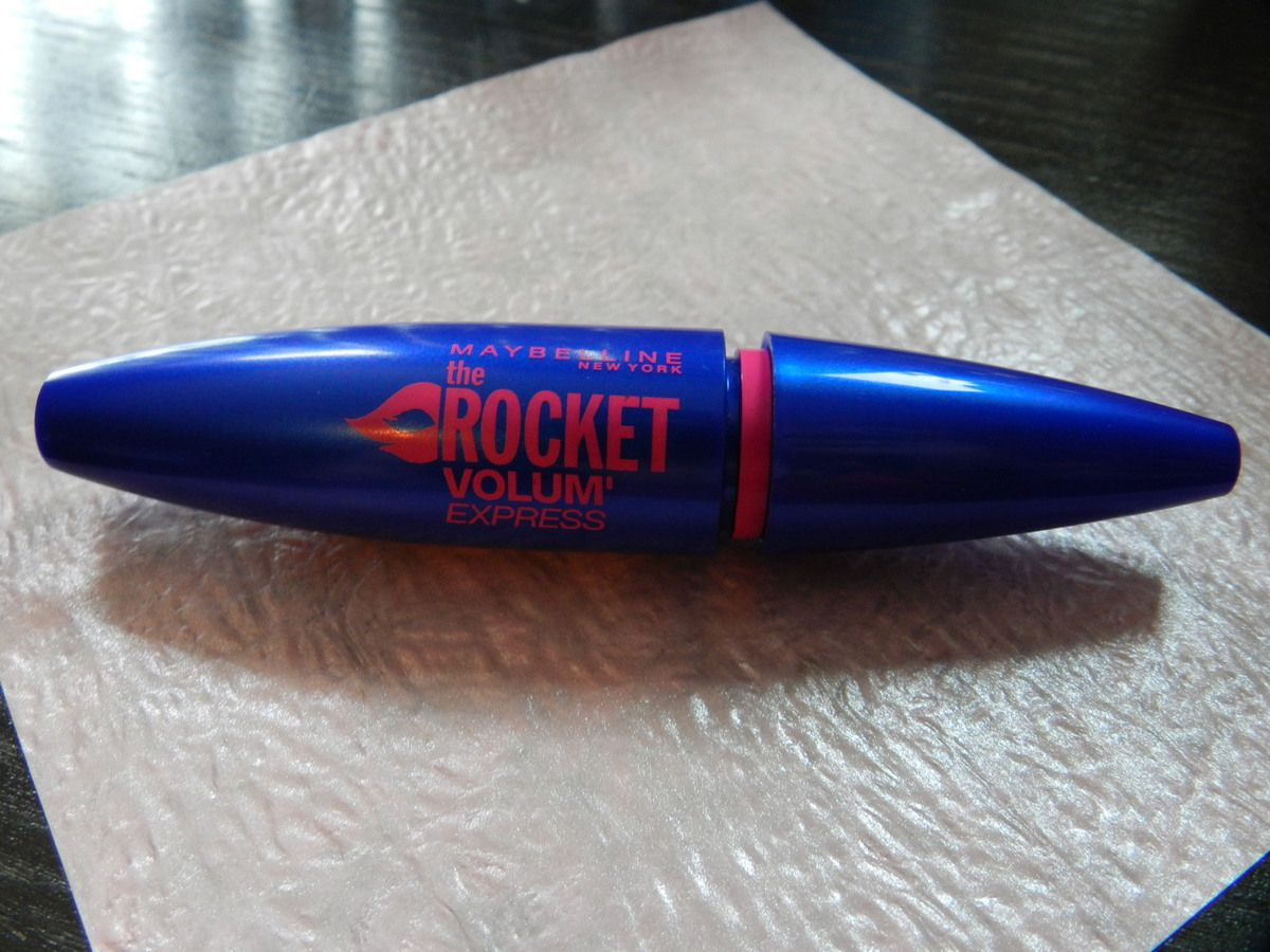 Mascara The Rocket Volum' Express de Gemey-Maybelline