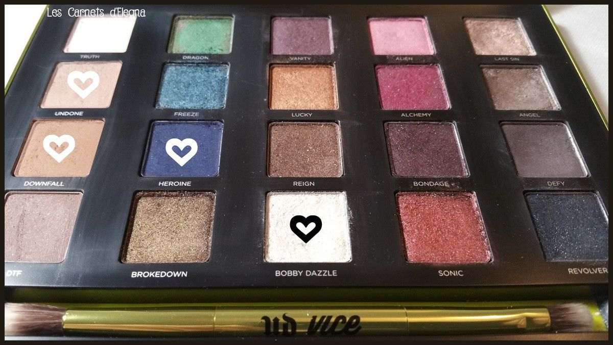 Urban Decay - Palette Vice 3