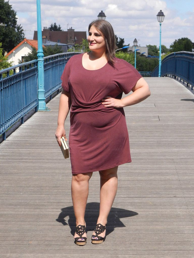 Minimalisme Chic / French Curves Challenge