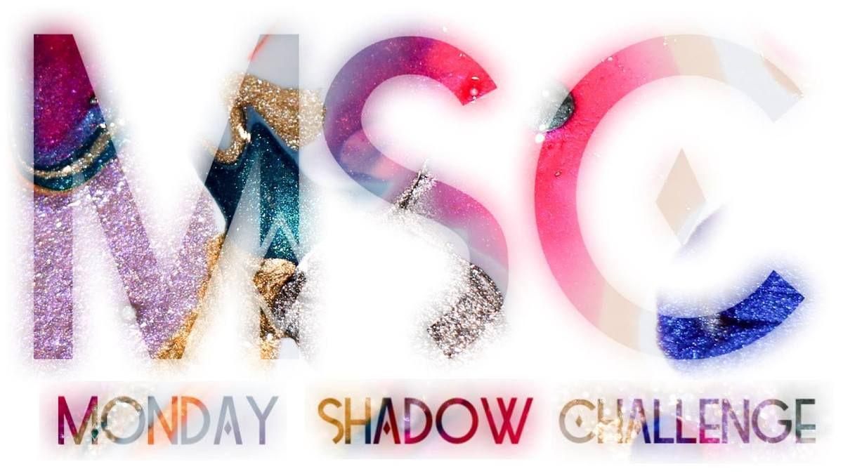 Sparkling Green Make-Up / Monday Shadow Challenge