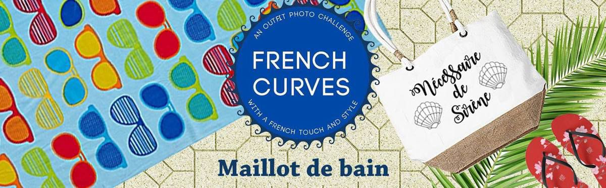Toutes en Maillot! [French Curves Challenge]