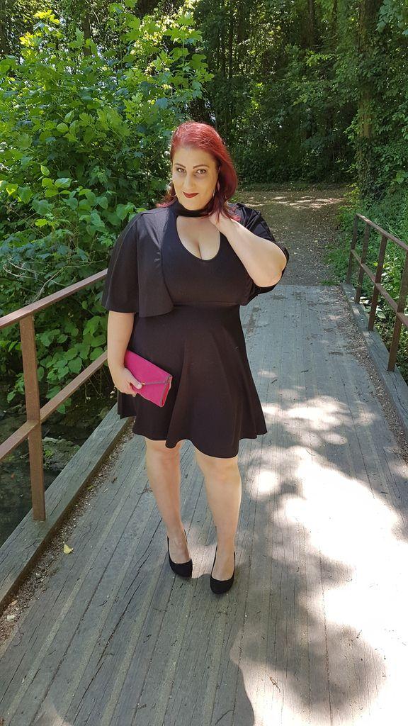 Ma petite robe noire de l'été