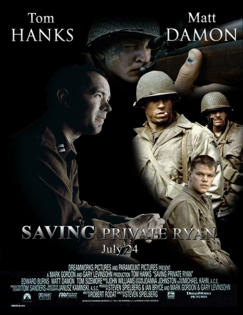 saving private ryan 1998 hero s journey saving private ryan