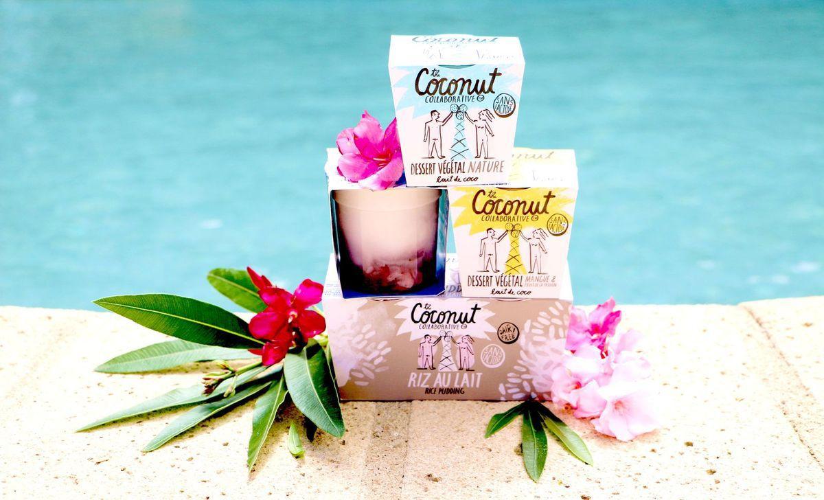 Par ici les cocos ! / Concours The Coconut Collab