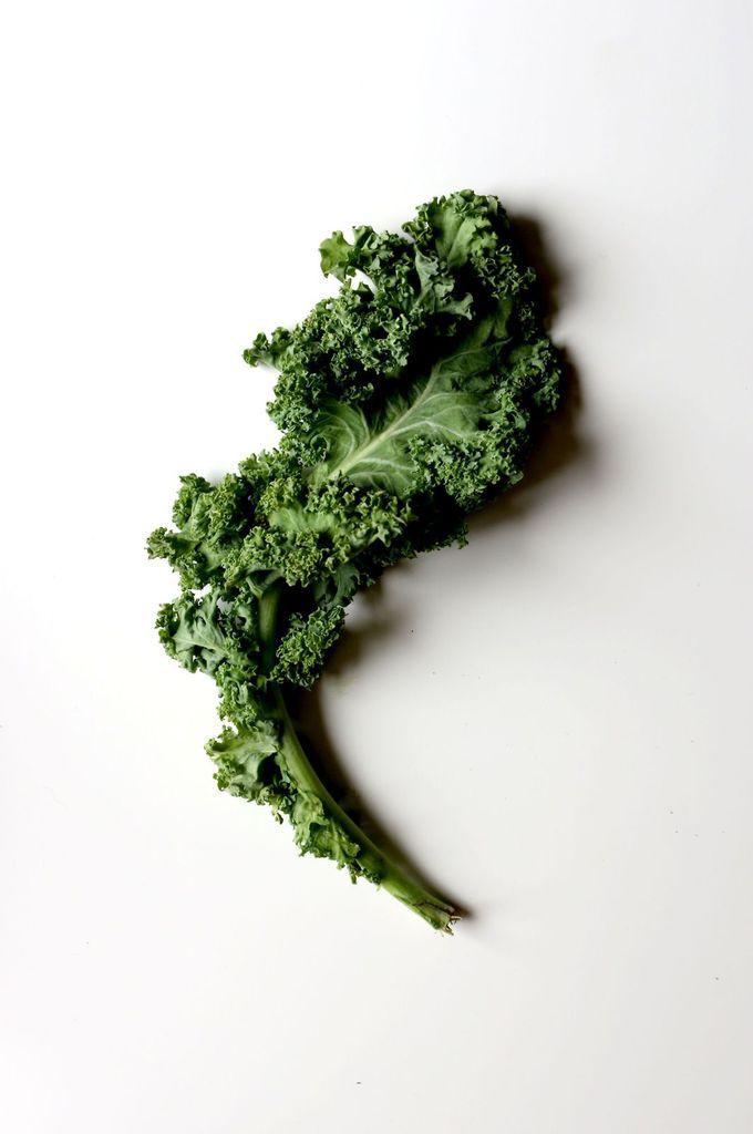 Salade de kale façon Cesar (vegan &amp&#x3B; sans gluten)