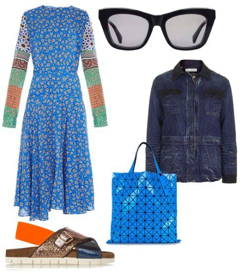 10 Our editors' perfect spring outfits 2015