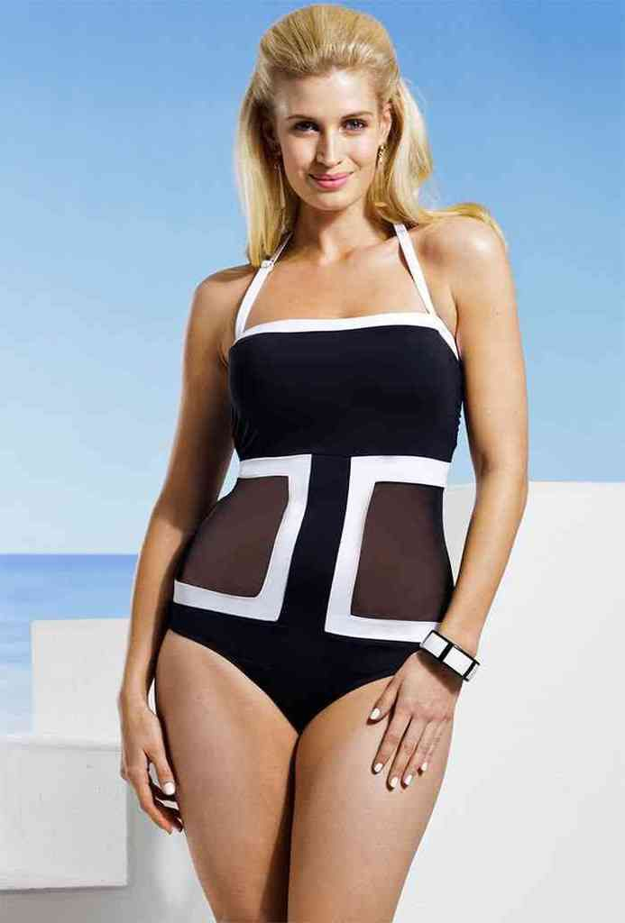 The Best Plus Size Swimsuits 2015