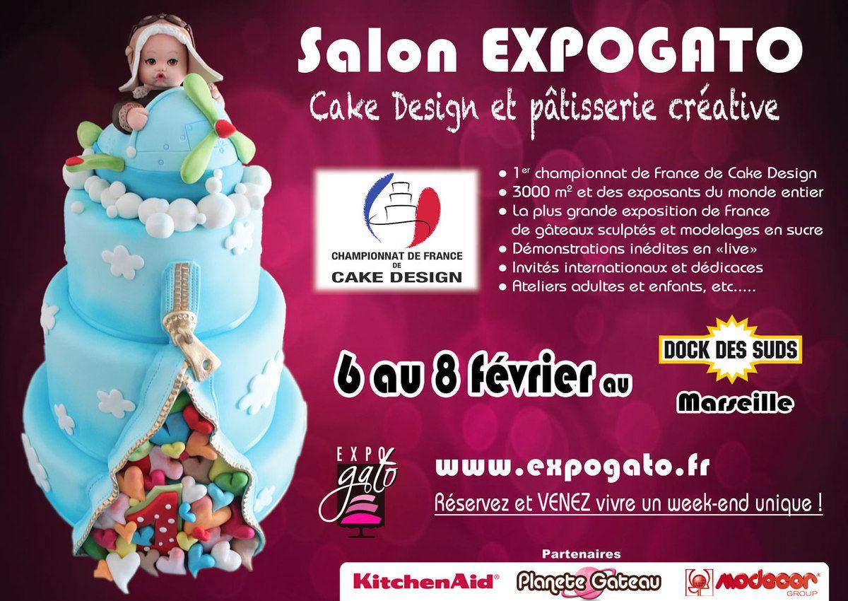 Championnat de France de Cake design 2015
