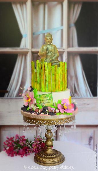 Gâteau d'anniversaire ZEN