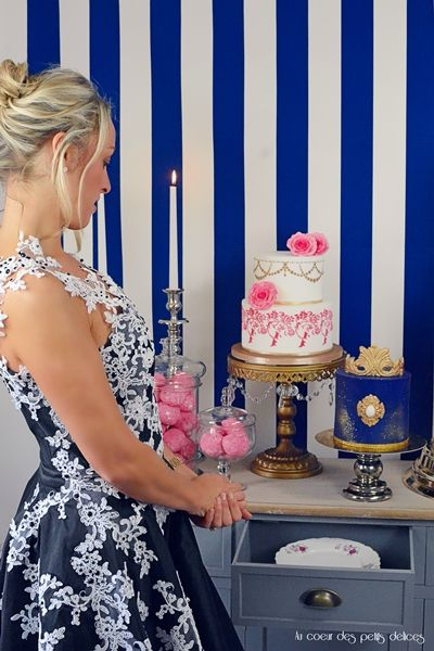 Mon shooting de style, cake designer à Nîmes