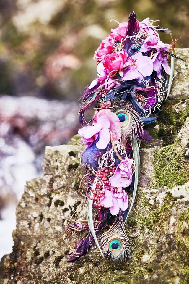 Mariage &quot&#x3B;Dans la Forêt&quot&#x3B;, esprit Viking