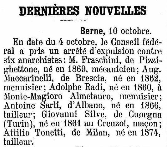 RADI Adolphe.