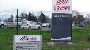 Augmentation de la durée du travail dans l'usine de freins automobiles CBI