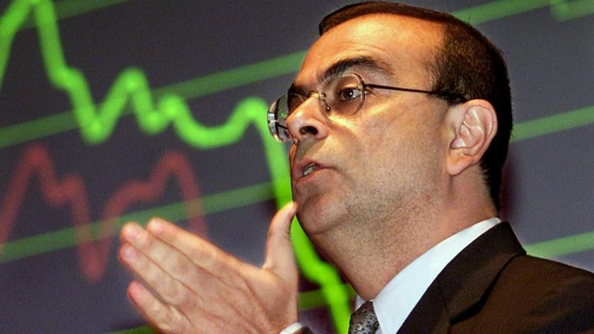Carlos Ghosn, un patron en or !