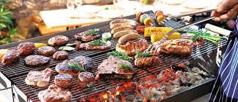 Barbecues entre amis