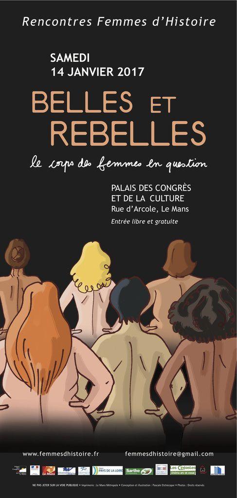 Belles et rebelles, le corps des femmes en questions