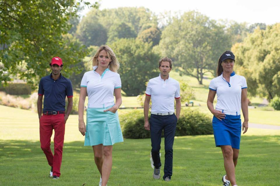 Le Grand Méchant Look de la Golfeuse 2015 - Part 2