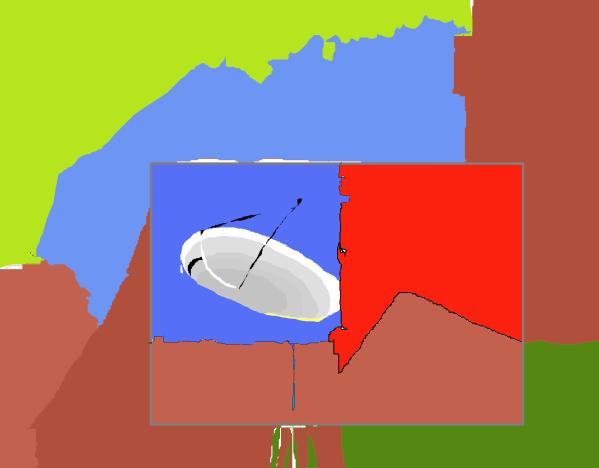 Parabole de ma proprioception, premiere reproduction a l'echelle d'une suite de notes prises sur-mesure