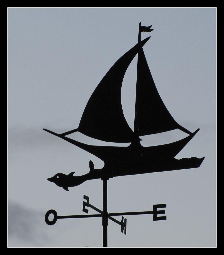 « Si la girouette pouvait parler, elle dirait qu'elle dirige le vent. » de Jules Renard