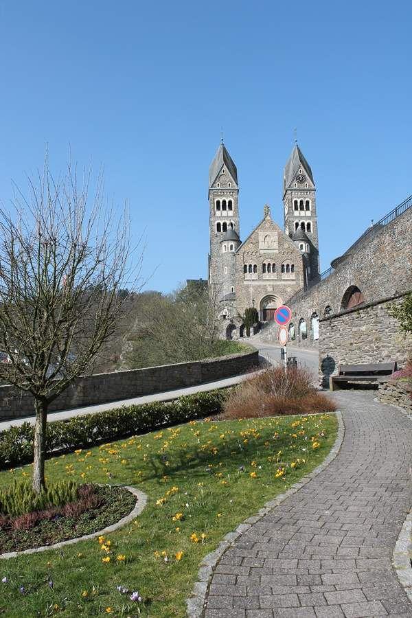 Pfarrkirche Clervaux