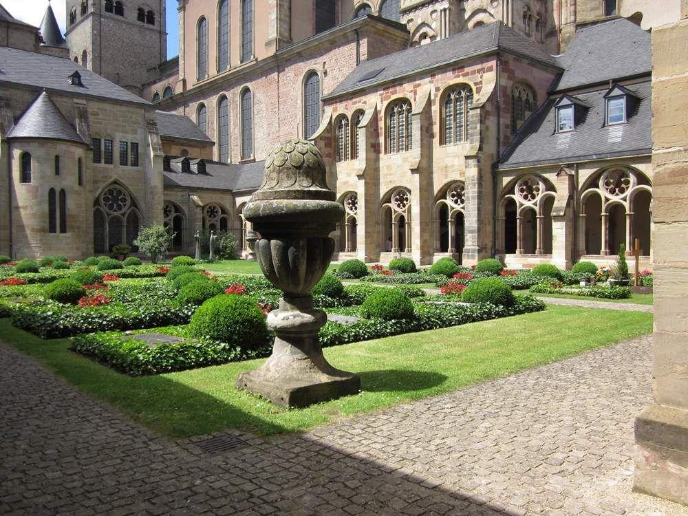 Kreuzgang Dom/Liebfrauenkirche